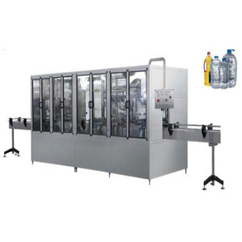 Automatic Washing Filling Capping Machine for 3-10L Pet Bottle