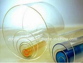 Cast Acrylic Tube/Pipe (offering simple processing like polishing)