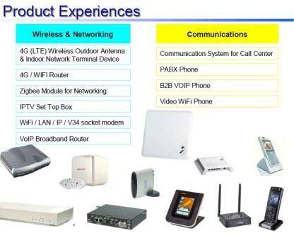 Wireless & Networking Devices