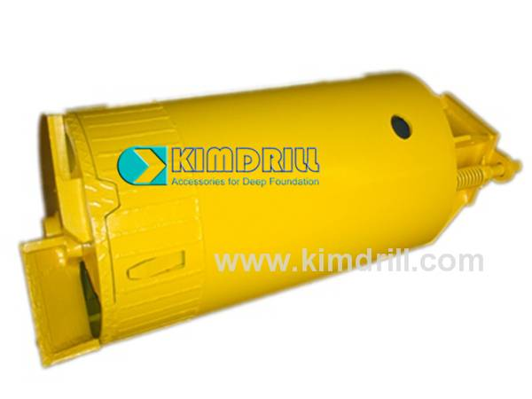 Kimdrill Double-Cut Drilling Bucket