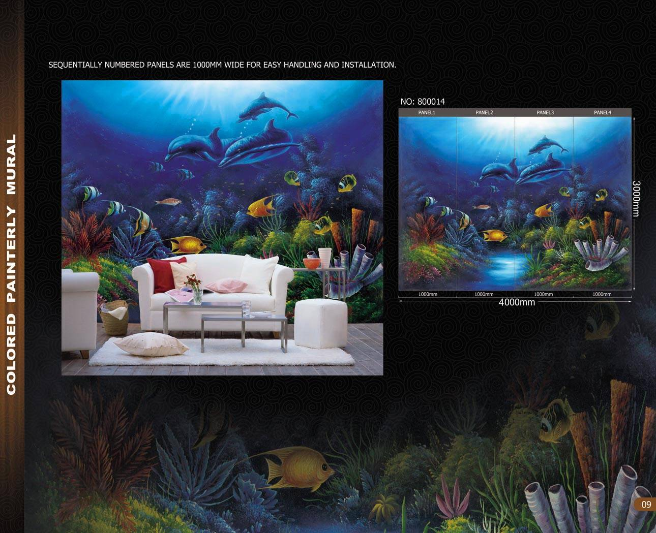 wallcoverings wall murals#800014