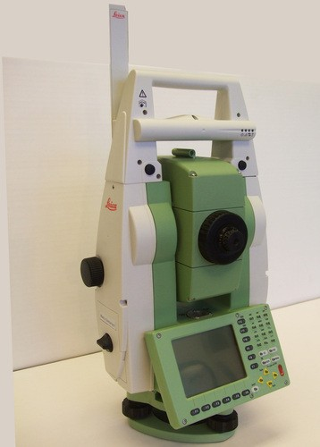 Used Leica TCP1201 1 Robotic Total Station