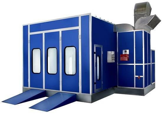 Spray booth, Auto Coating Equipment