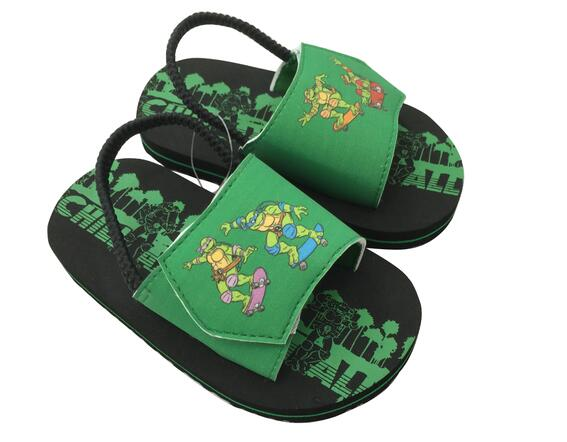Cute Cartoon print Boy Comfortable Eva Sandals Kids Slippers