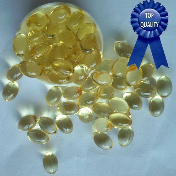 Omega 3-6-9 Fish Oil Softgel