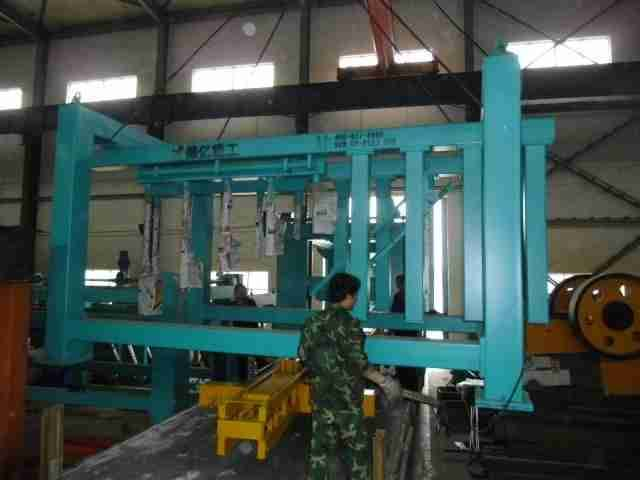 High-tech Autoclaved Aerated Concrete Production Line