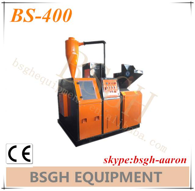 cable wire granulator machine copper recycling machine