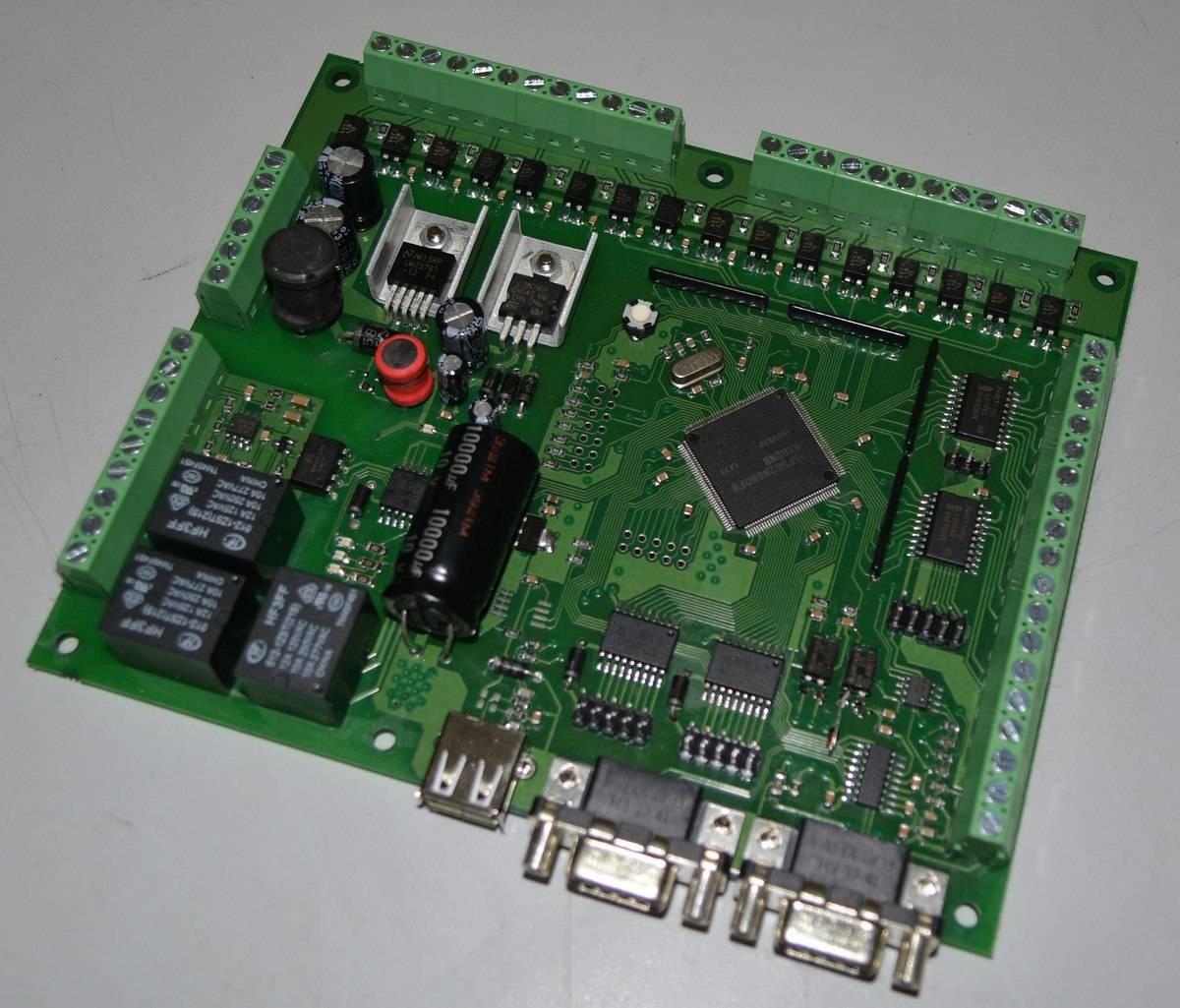 3 Axes CNC Controller