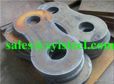 high wear resistance steel cutting  NM500/HB500/HARDOX500/AR500
