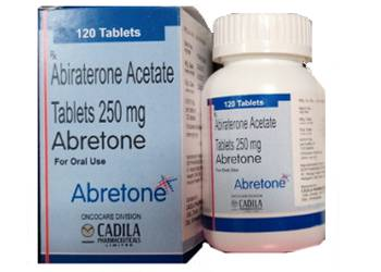 Abiraterone 250 mg Abretone tablets