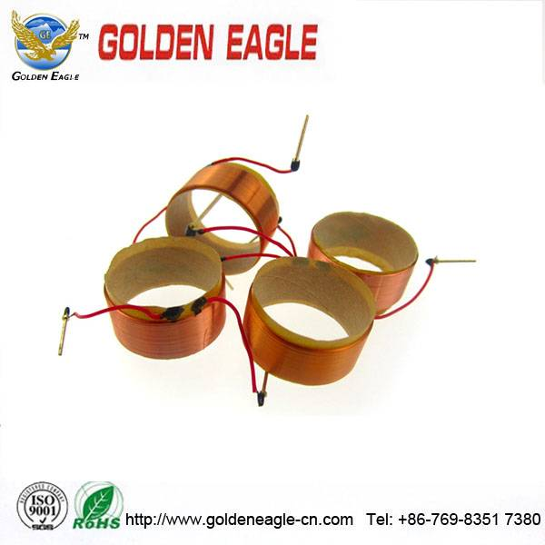 High quality induction coil speaker voice  coil