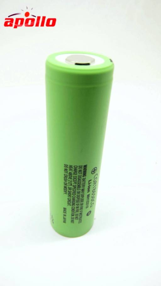 best sale CGR 18650 3400mah from Japan supplying