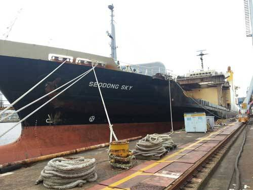 RORO LOLO CONTAINER CARRIER FOR SALE