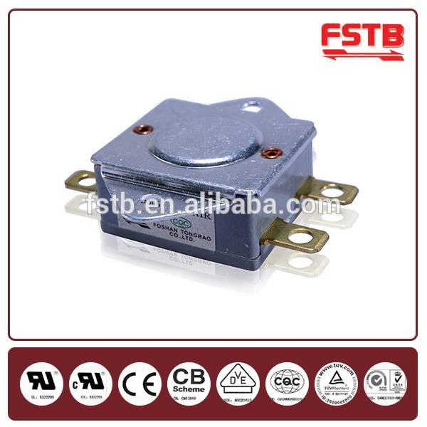 Bimetal thermostat KSD306