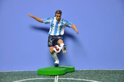 Plastic Football Player Action figure manufacturer