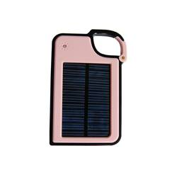 Emergency Solar Charger with 1450mAh