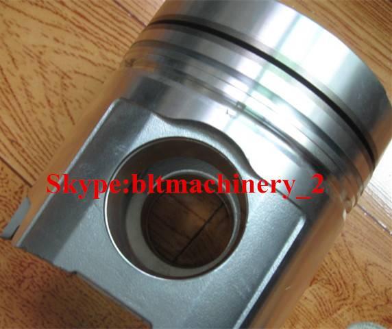 Engine Parts 6D125 komatsu piston PC400-6 6152-32-2510