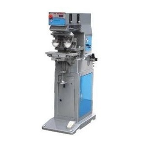 P1 2H One Color Pad Printing Machine with Two Heads