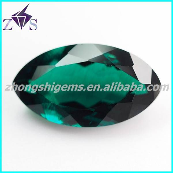 Fashionable Marquise Cut Cubic Zirconia for Jewelry Making