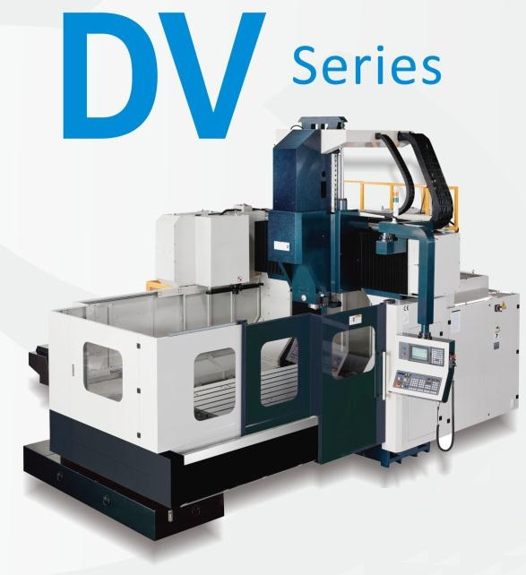 DV series double column gantry machining center cnc