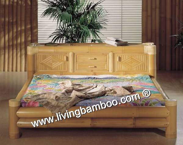 CABINET BED
