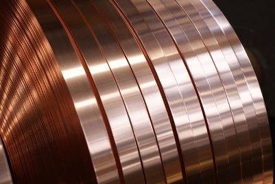 copper foil; copper coil; copper strips