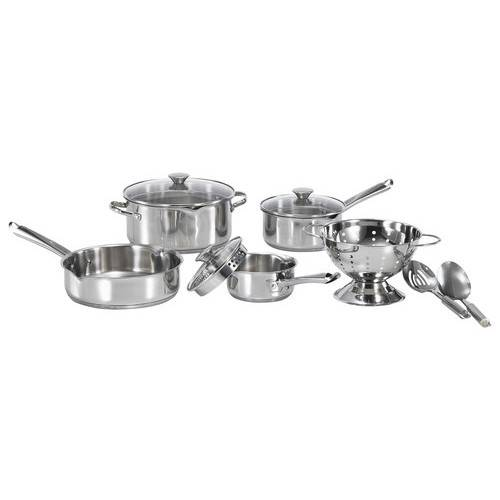 T-Fal WearEver Cook & Strain A834S984 cookware set