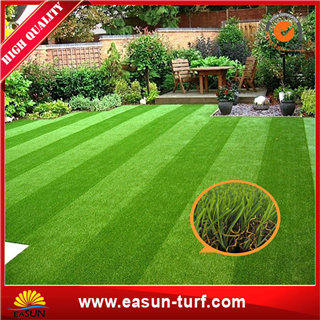 Beautiful artificial turf Grass with SGS certificate for commercial, plaground- ML