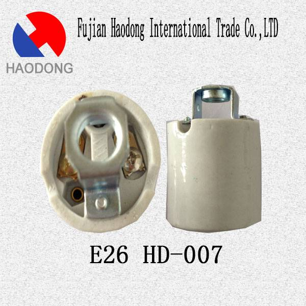 E26-007ceramic lamp holder