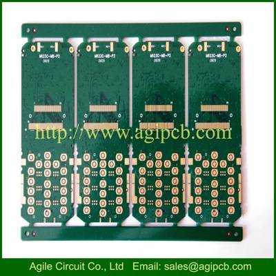 8 Layers Mobile Phone PCB used in Keypad board PCB