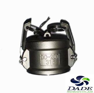 STAINLESS STEEL CAMLOCK COUPLINGS Type-DC