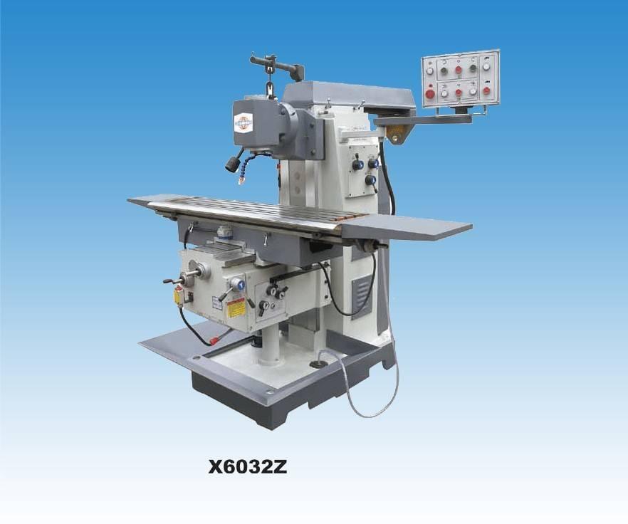 X6032Z milling machine