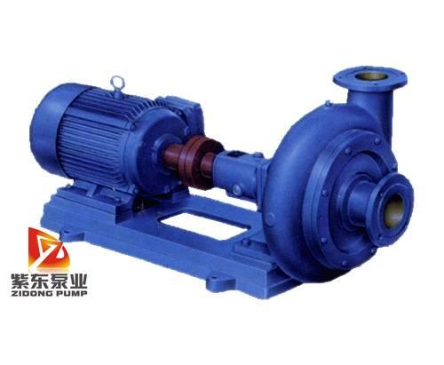Non clogging horizontal centrifugal sewage pumps