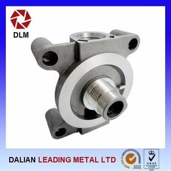 Alloy Steel/ Carbon Steel Hot Forging Parts