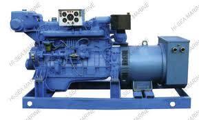 Duetz Marine DieselGenerators