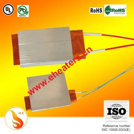 electronic heating device (ptc basis) for coffee machine