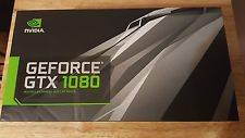 BRAND NEW NVIDIA GEFORCE GTX 1080 FOUNDERS EDITION GRAPHIC CARD