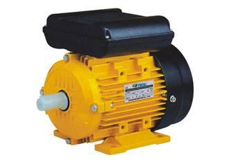 ML Motor Aluminum Housing Single Phase Dual Capacitor Induction Motor