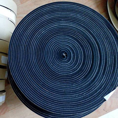 EPDM Rubber Foam Tape Sealing