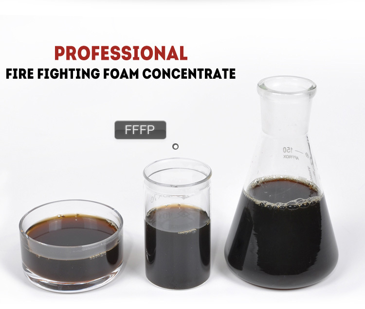 FFFP Film Forming Fluoroprotein 3%/ 6% Firefighting Foam Concentrate