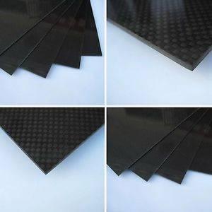 3k carbon fiber sheet,carbon fiber fabric sheet 1.5mm,2mm,2.5mm,3mm,4mm for rc helicopter,multicopte