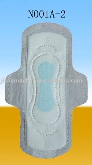 Sanitary napkin   N001A_2