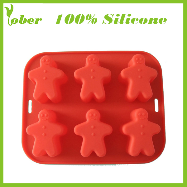 Silicone Mold Christmas Silicone Ice Tray