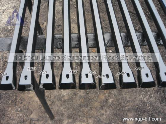 Taper Drilling Rods