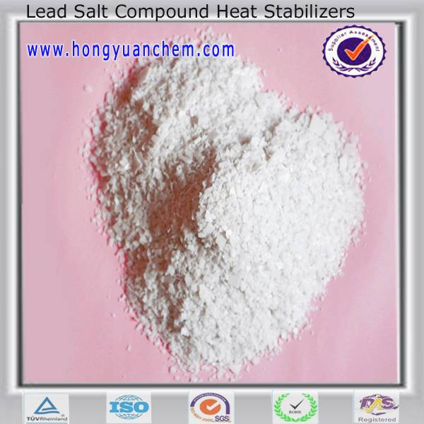 Lead salt Heat Stabilizer for pipes/Dust-free Compound