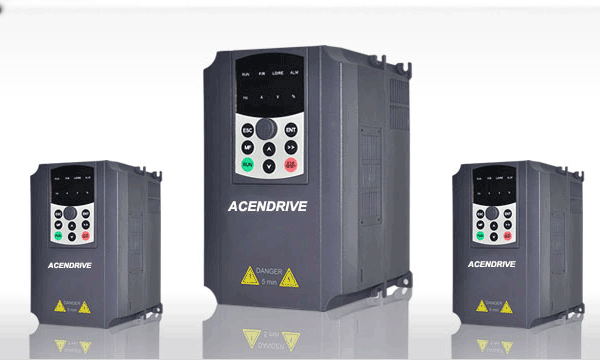 ACENDRIVE China VFD factory for 1/3 phase high performance AC drive CT100 series 0.75KW-500KW 50/60H