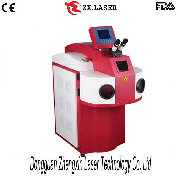 Hot sale good quality jewellery laser soldering machine from Dongguan factory