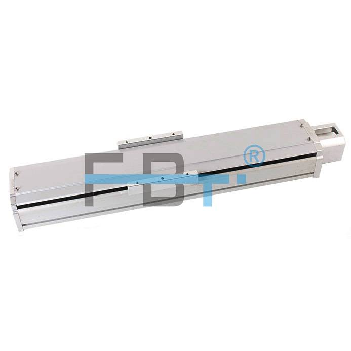 175mm Width Ballscrew Driven industrial robot arm, linear stage / module in china