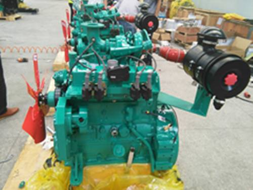 50kw Gas engine for natural gas generator