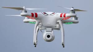 Drone DJI - Phantom 3 Professional Flying Camera